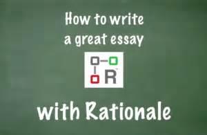 How 2 write a good essay